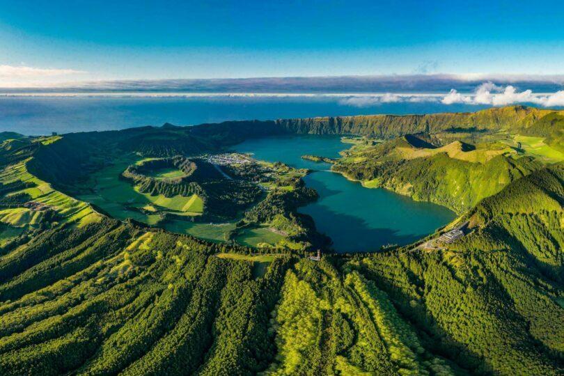 visiter les Açores