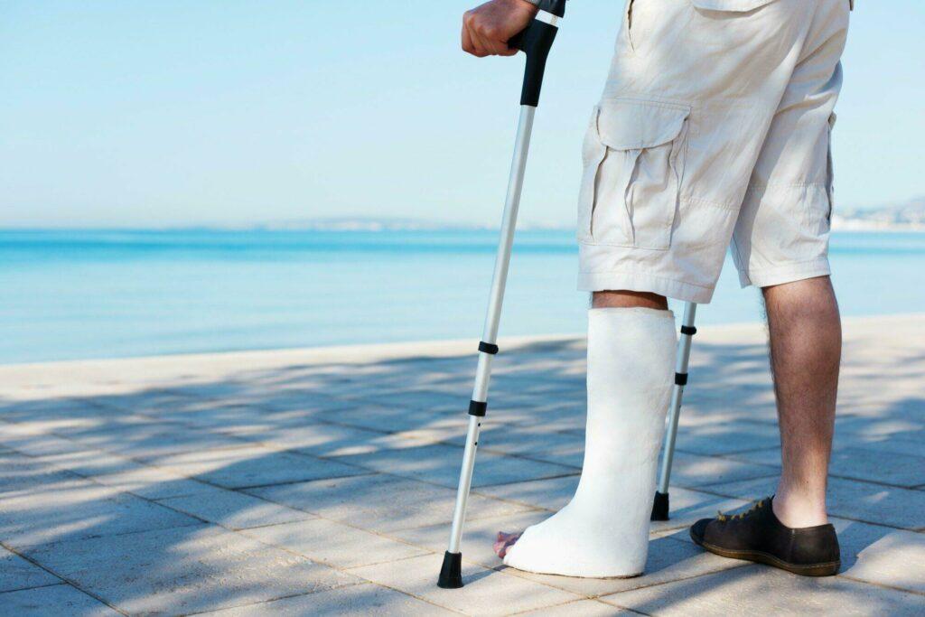Accident pendant les vacances : merci l'assurance