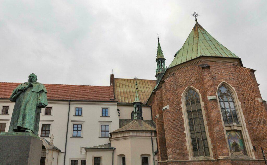 basilique Cracovie