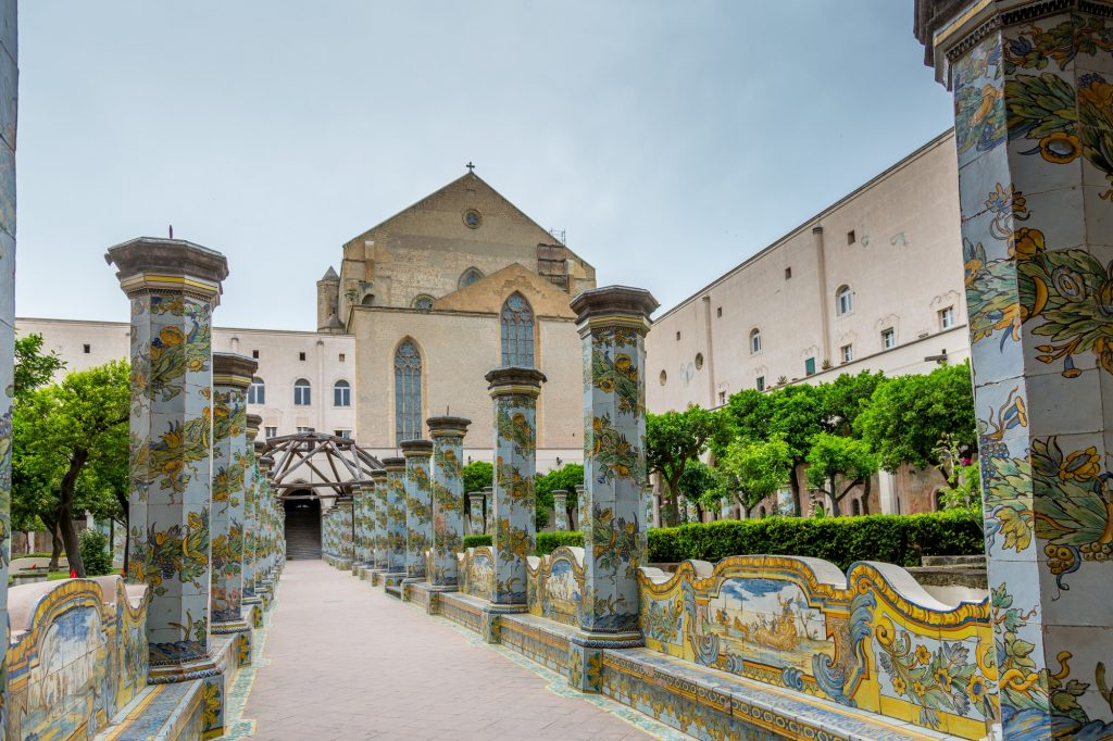 Basilique Santa Chiara