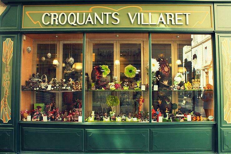 boulangerie Villaret