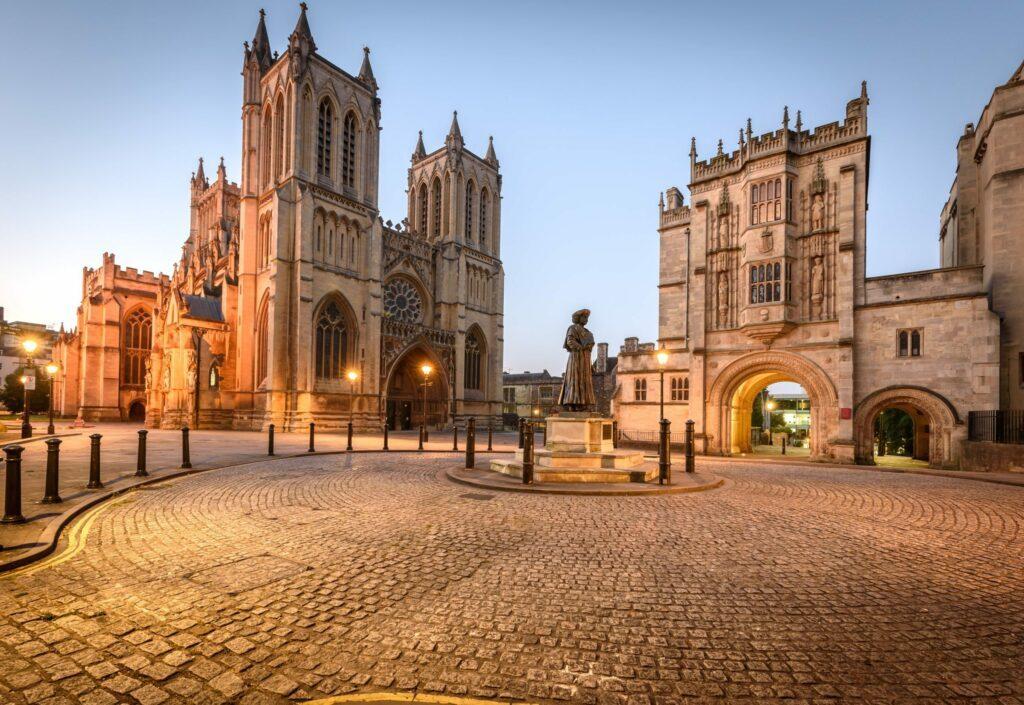 cathédrale de Bristol