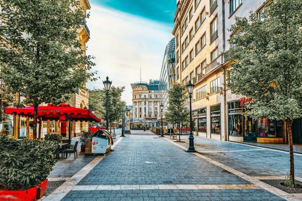 centre Budapest