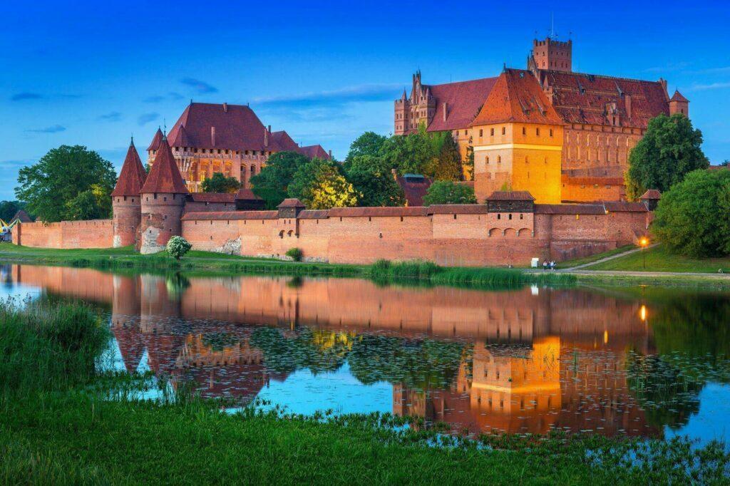 château Malbork