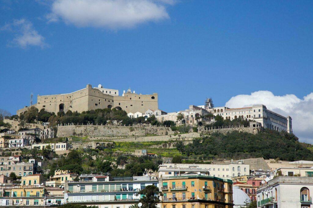 château Sant Elmo