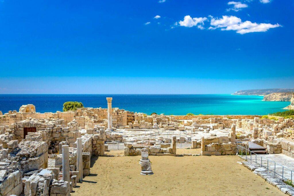 Découvrez l'île Méditerranée de Chypre