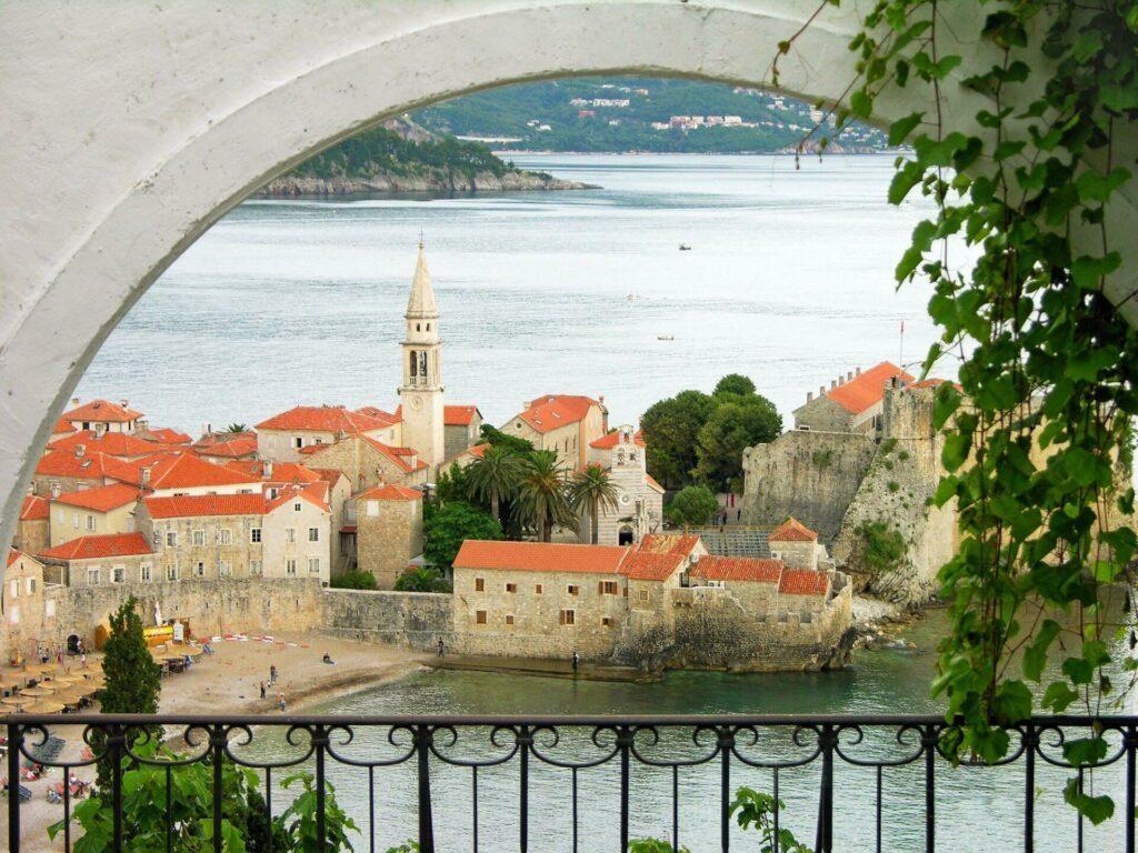 citadelle Budva