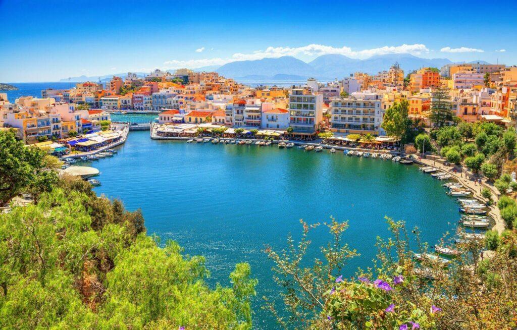 Voyagez pas cher en Crète
