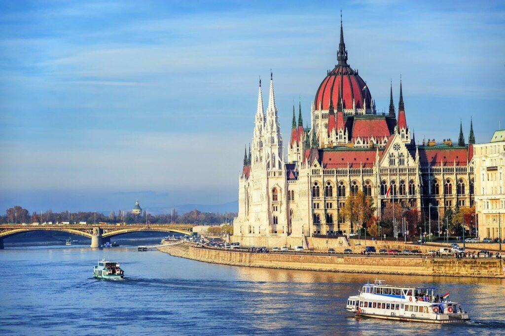 Danube Hongrie