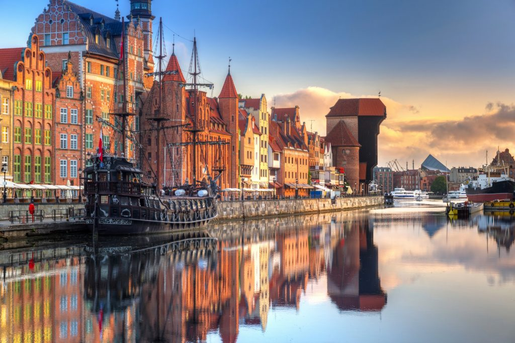 Gdansk Pologne