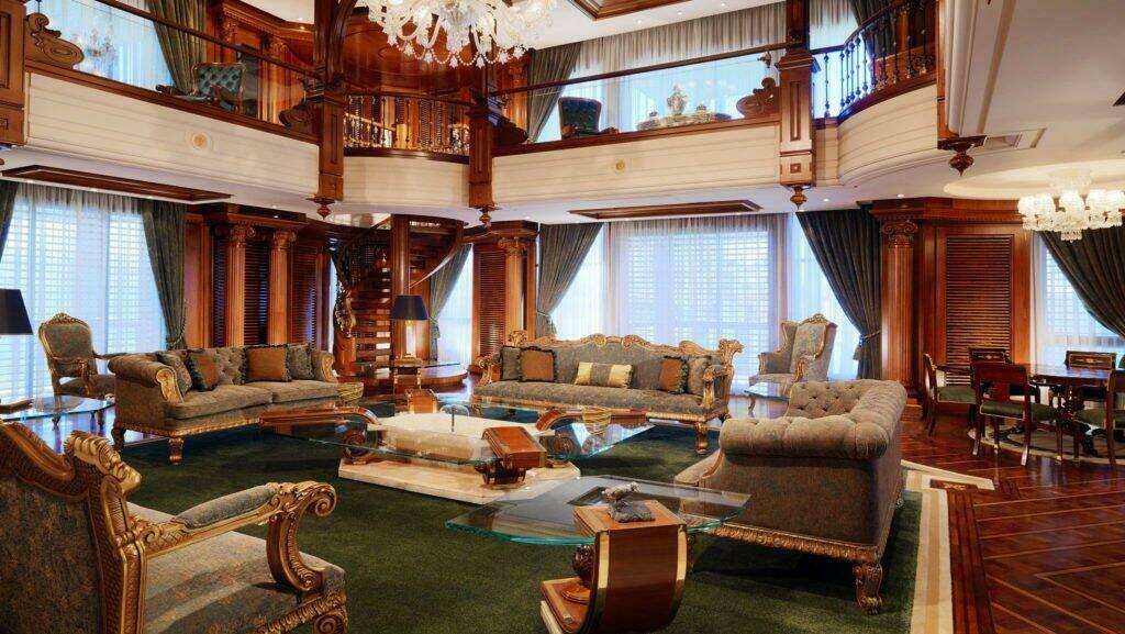 La Suite Royale du Grand Hills