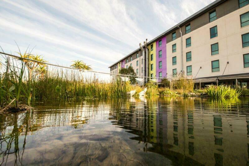 Hôtel Verde, le plus écologique du monde