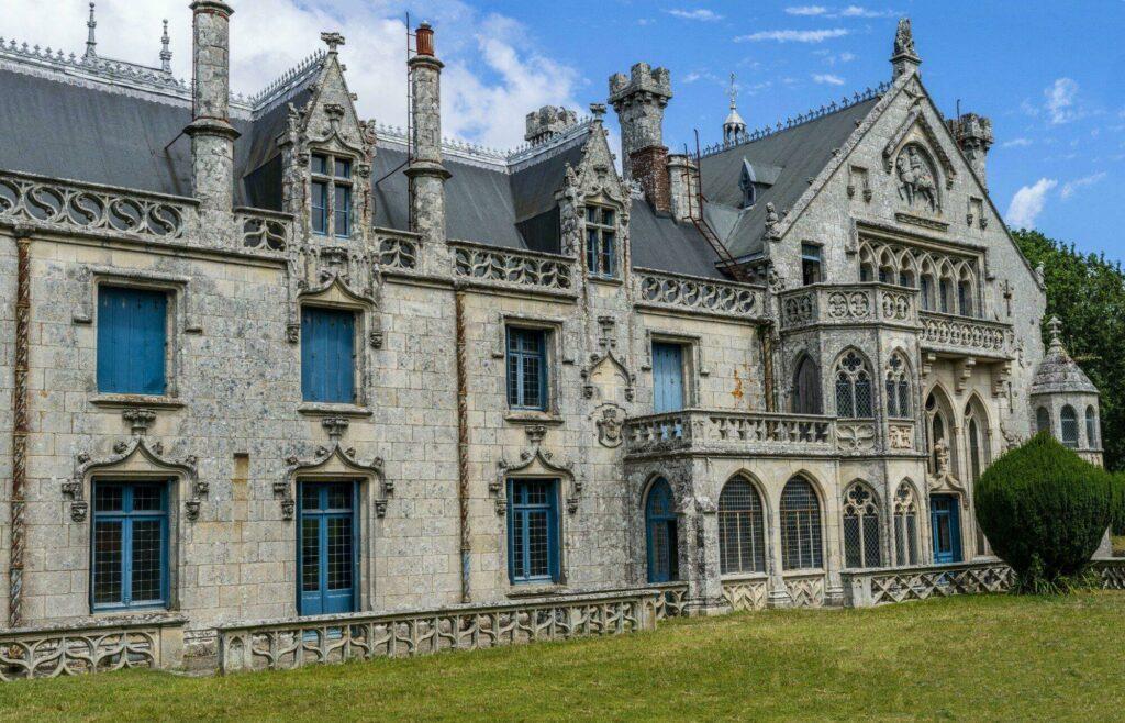 Découvrez le château de Keriolet à Concarneau