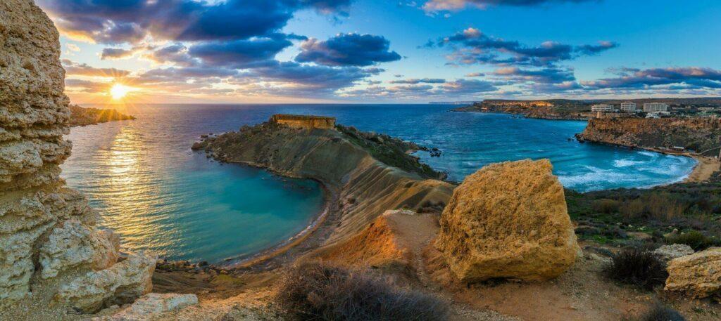 Îles Méditerranée à Malte