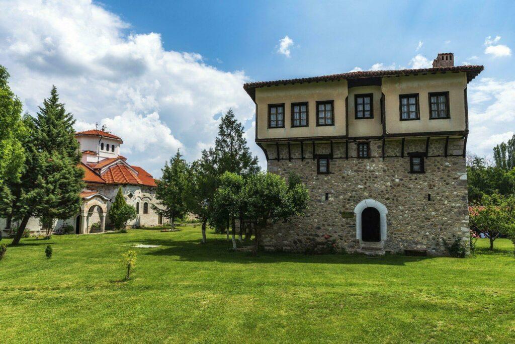 monastère Arapovo