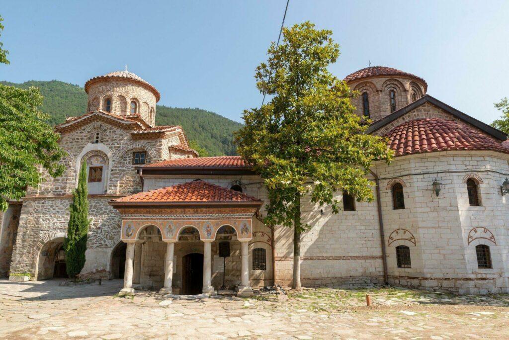 Monastère Batchkovo