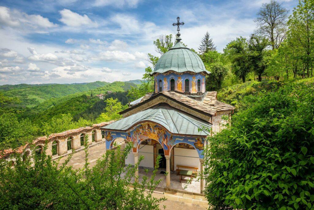 monastère Sokolski