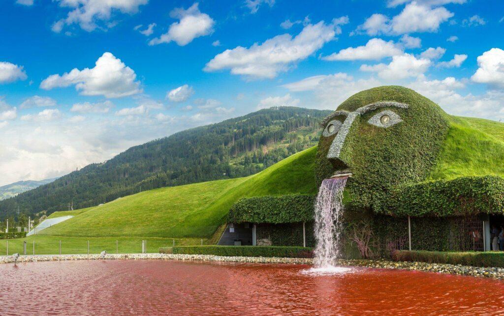 musée Swarovski Tyrol