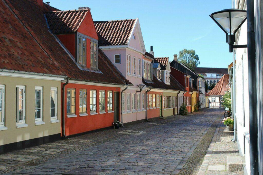Odense Danemark