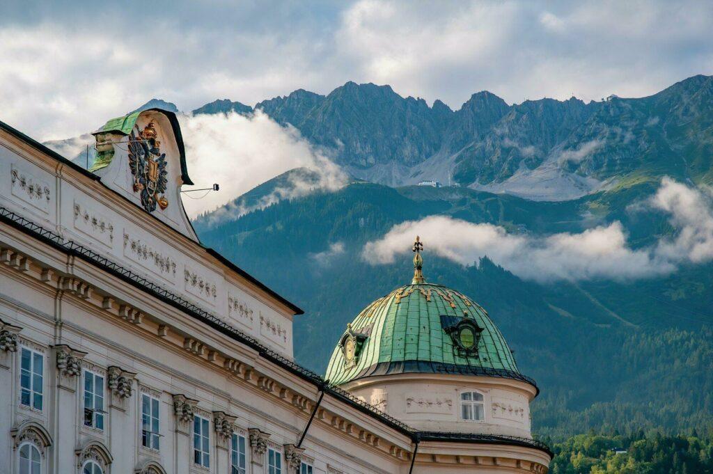 palais impérial Innsbruck
