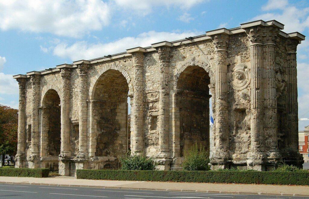 porte de Mars Reims