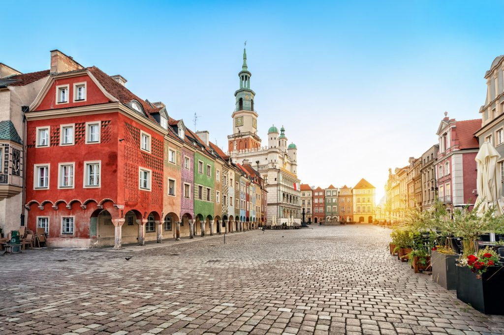 Poznan Pologne