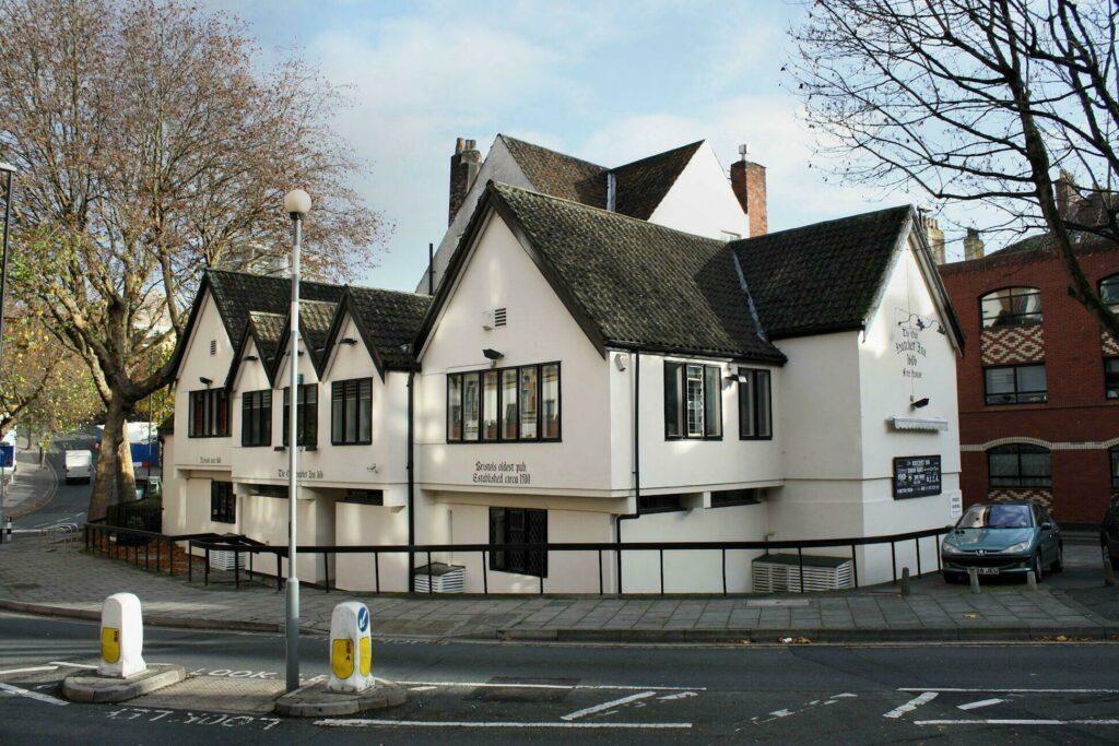 Le plus vieux pub Bristol