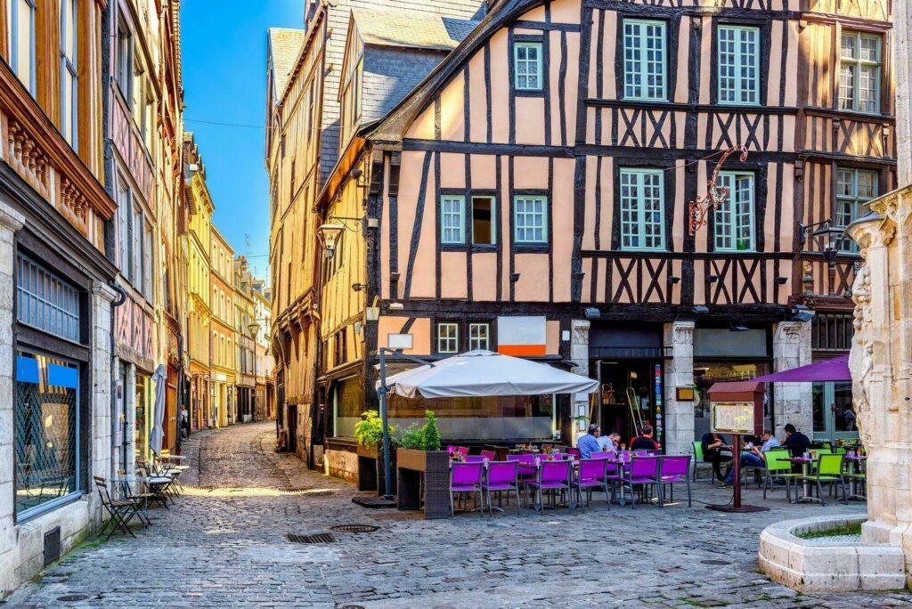 restaurant à Rouen