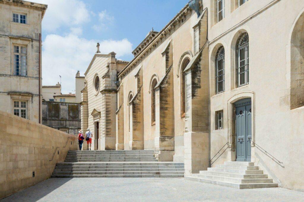 ruelle Nîmes