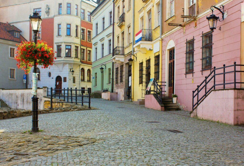 ruelles Lublin