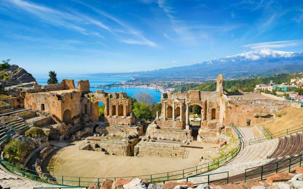 Partez pour pas cher en Sicile