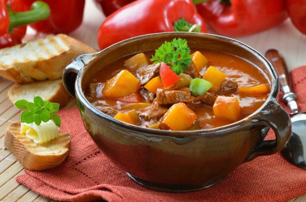 soupe Hongrie