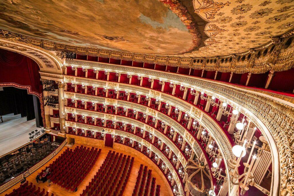 théâtre San Carlo