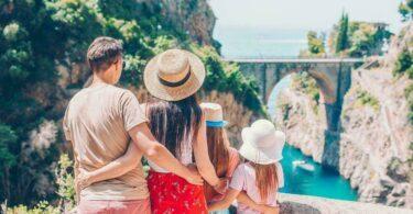 Voyage surprise en famille