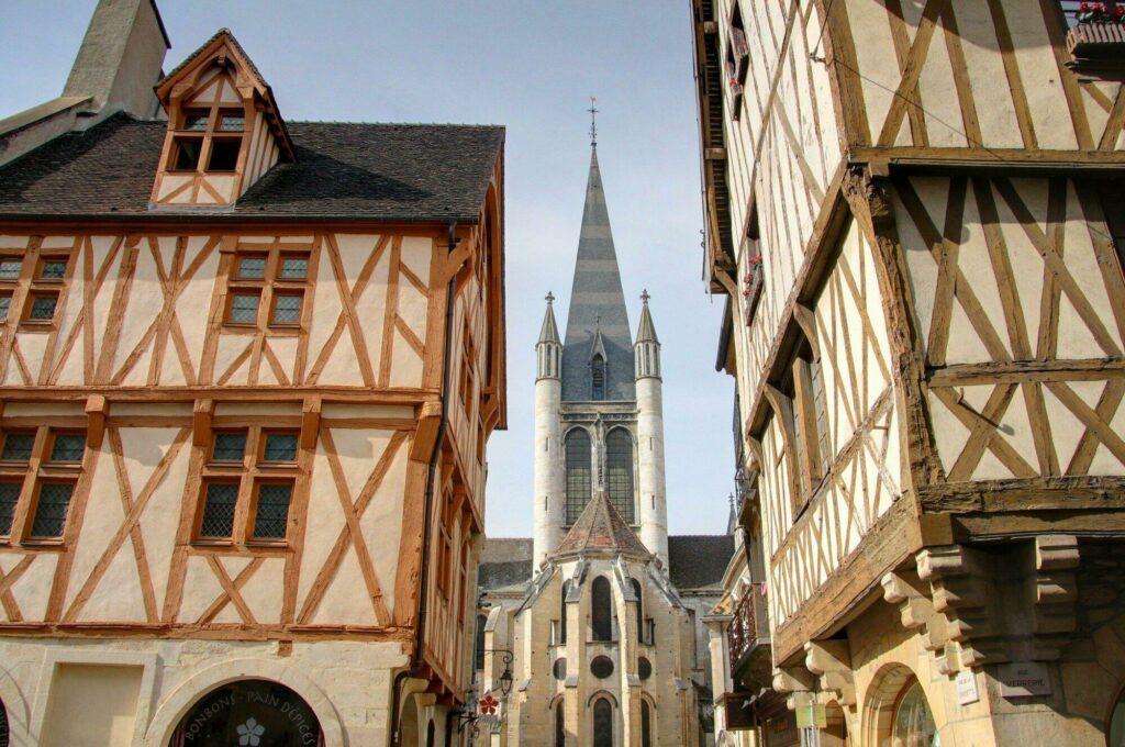 architecture de Dijon