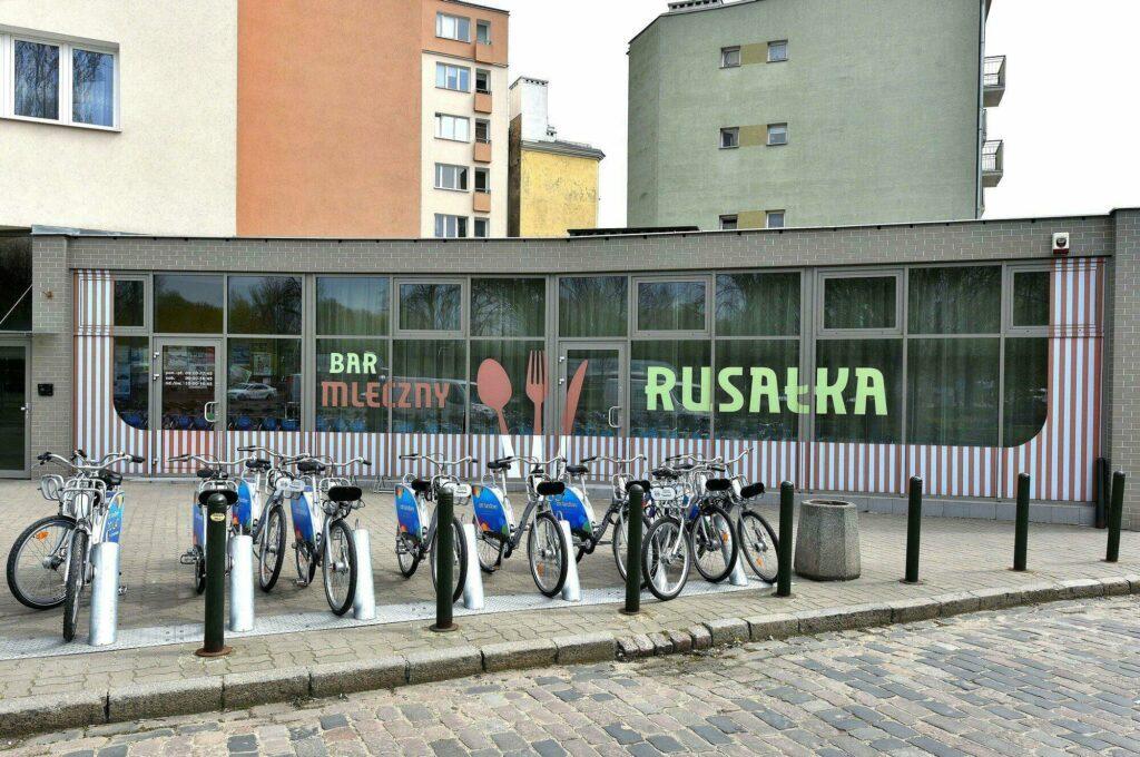 bar à lait Varsovie