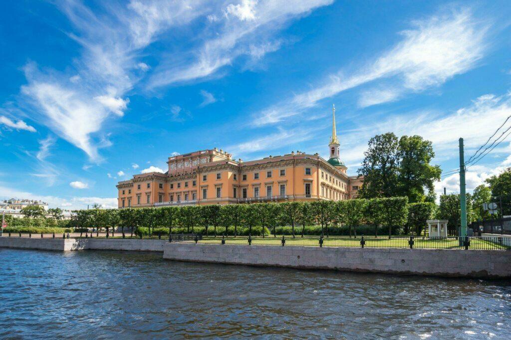 château Mikhailovsky