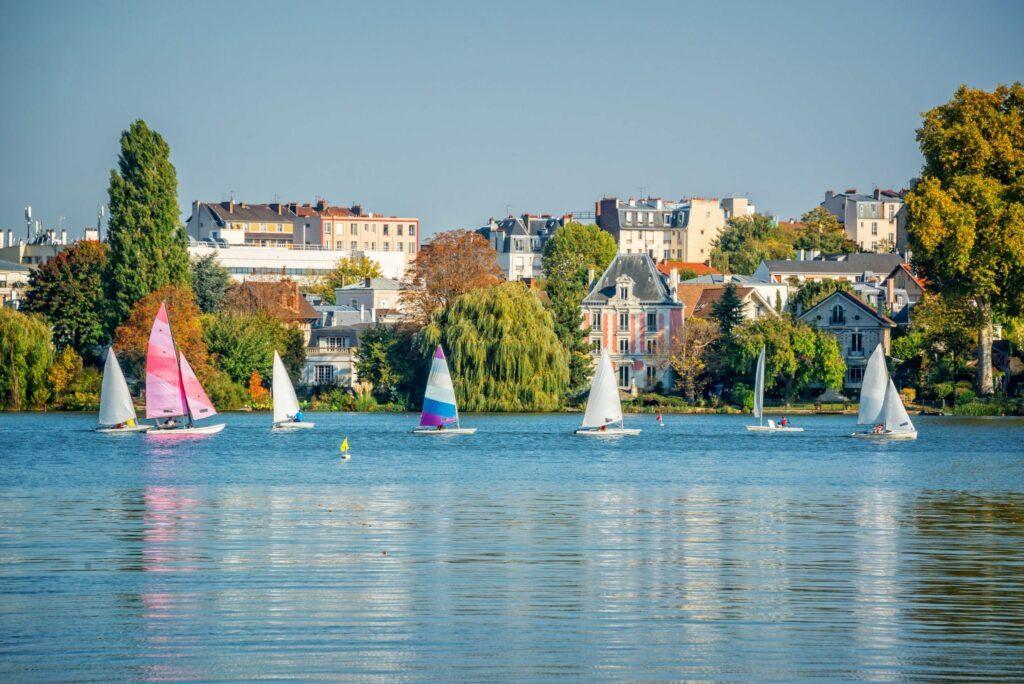 Découvrir la ville d'Enghien-les-Bains