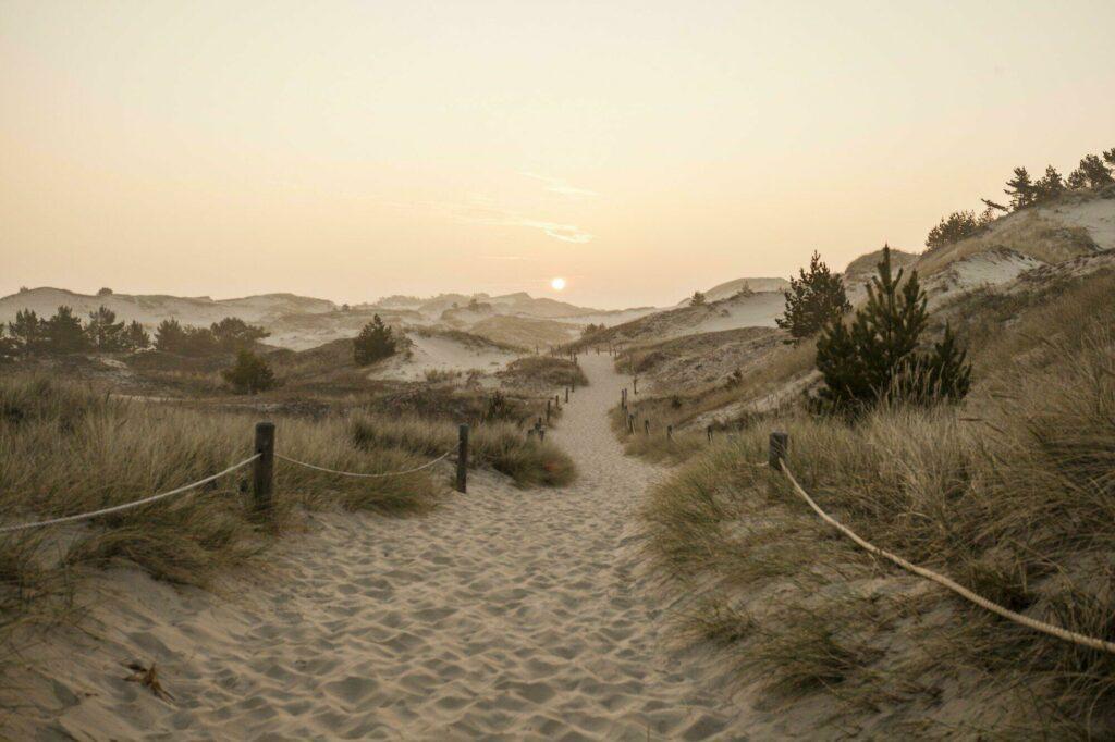 les dunes de Slowinski