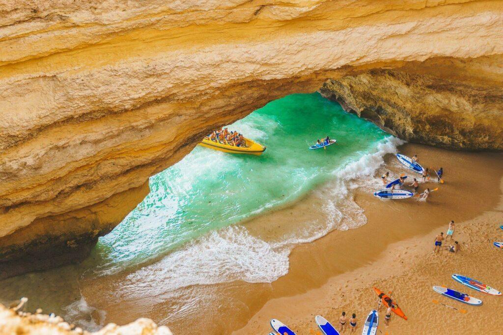 grotte Benagil
