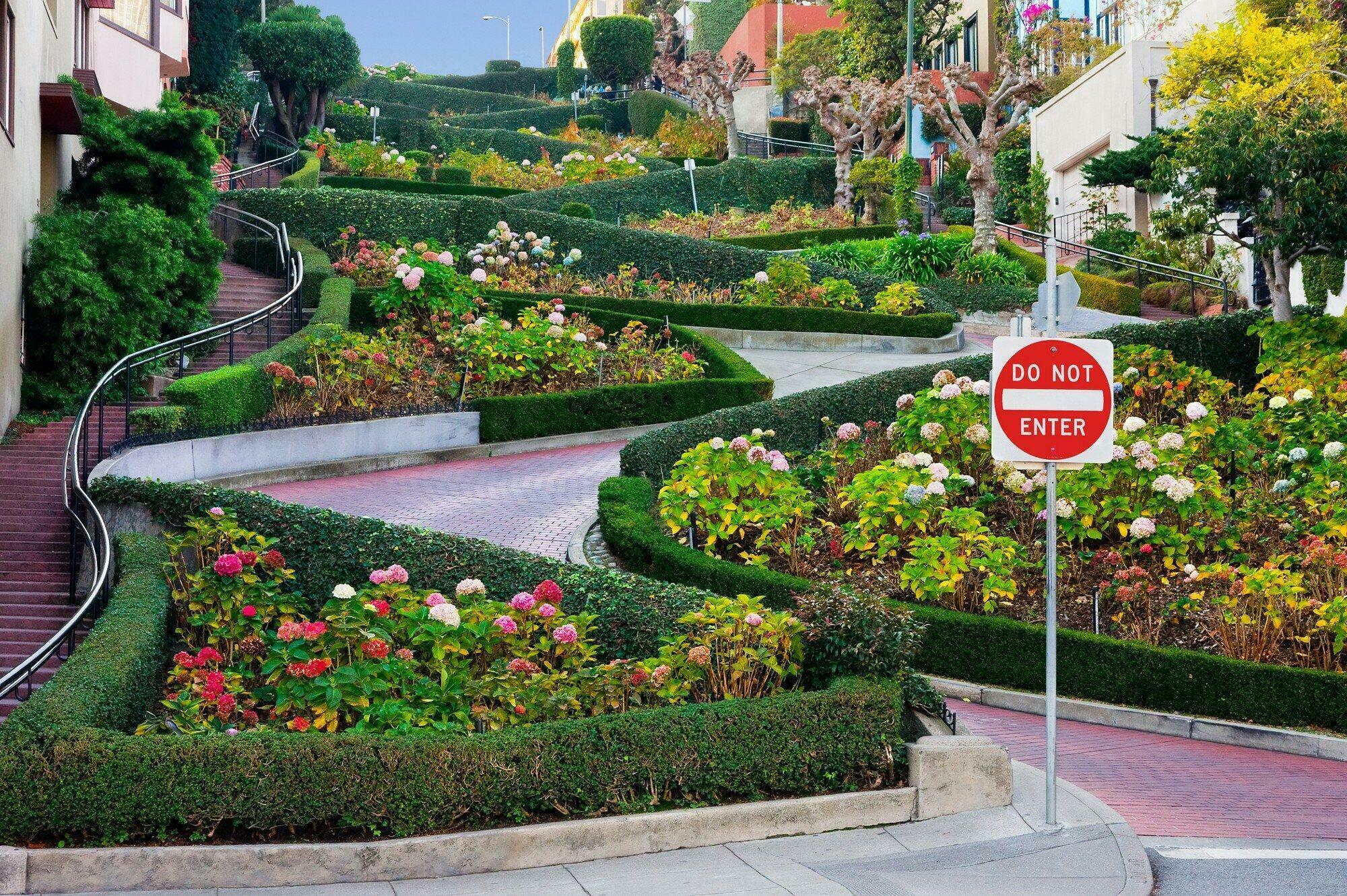 Tout savoir sur Lombard Street, la plus belle rue de San Francisco !