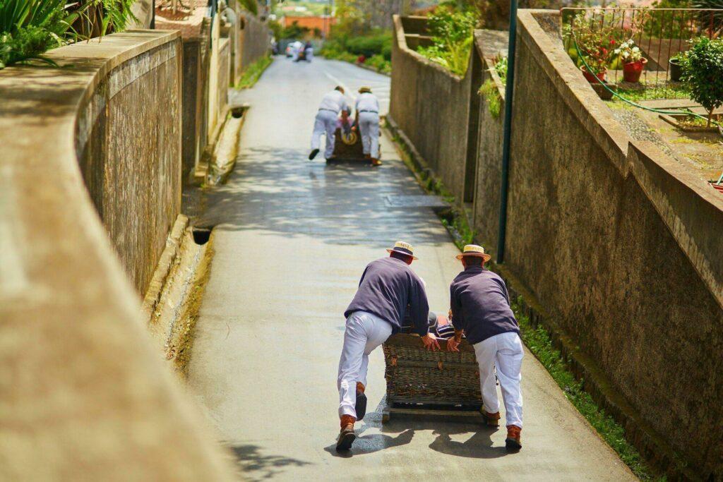 luge Funchal