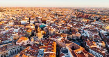 Quartiers de Madrid