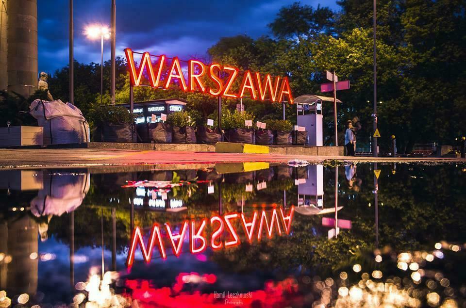 musée des néons Varsovie