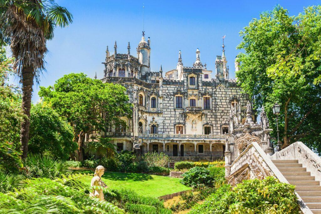 palais Regaleira de Sintra