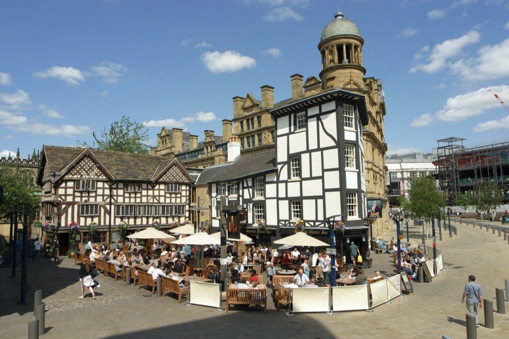 Pub The Shambles à Manchester