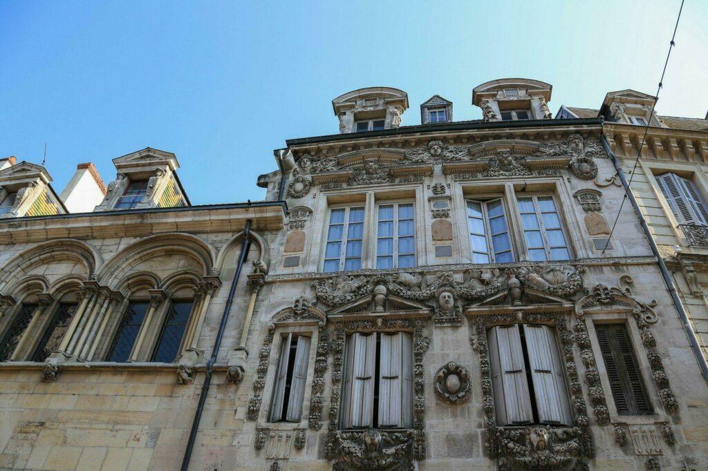 rue des Forges à voir à Dijon