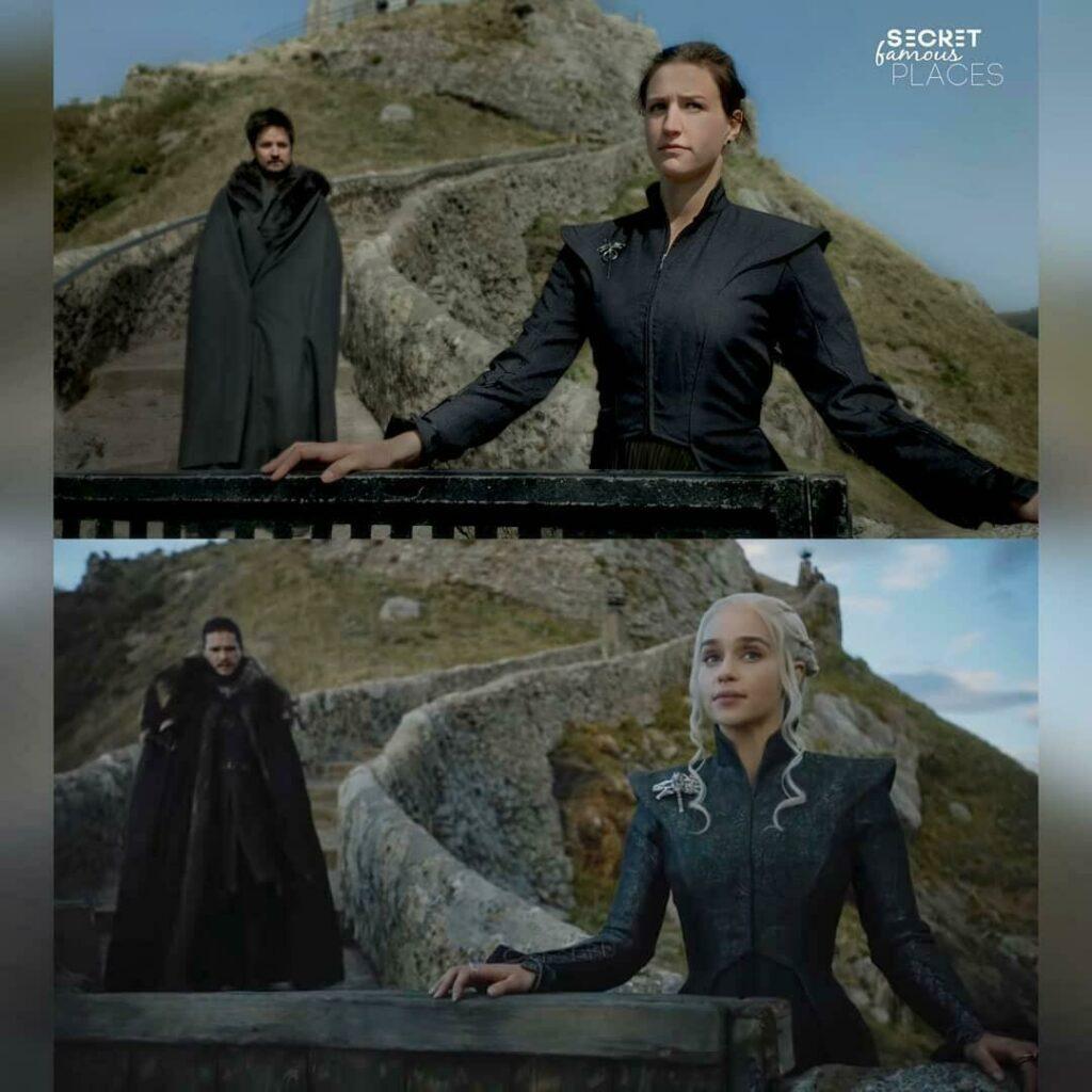 En Espagne pour Game of Thrones en Espagne