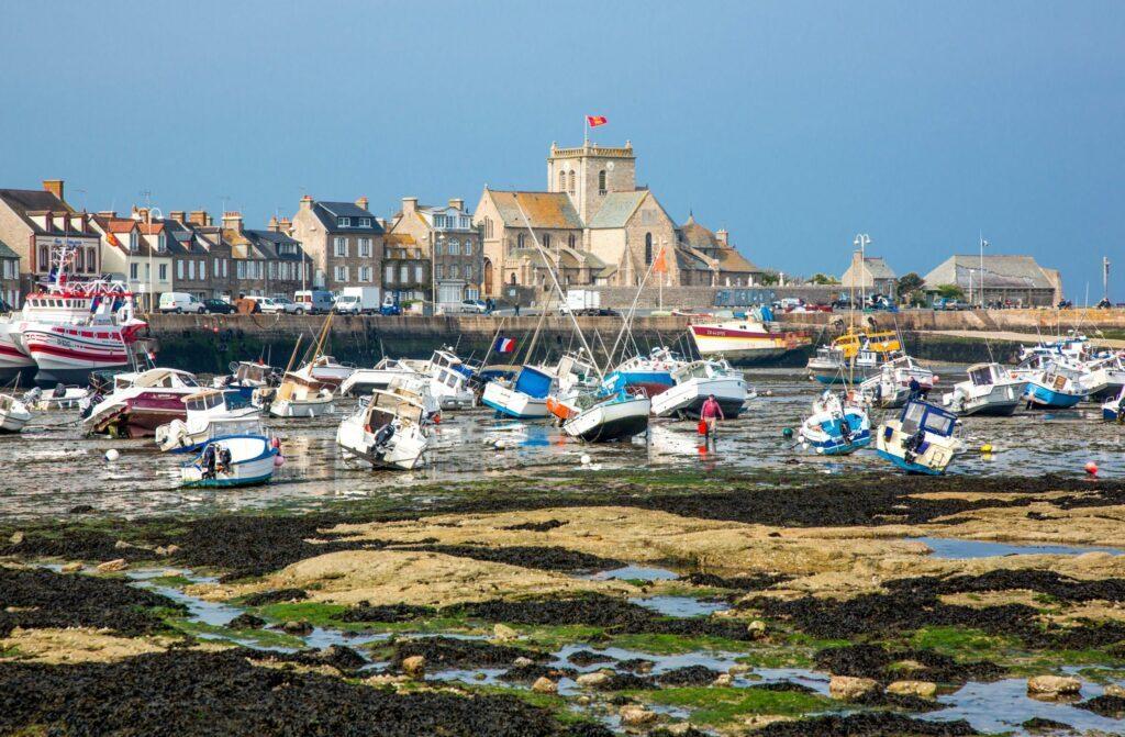 Barfleur Normandie