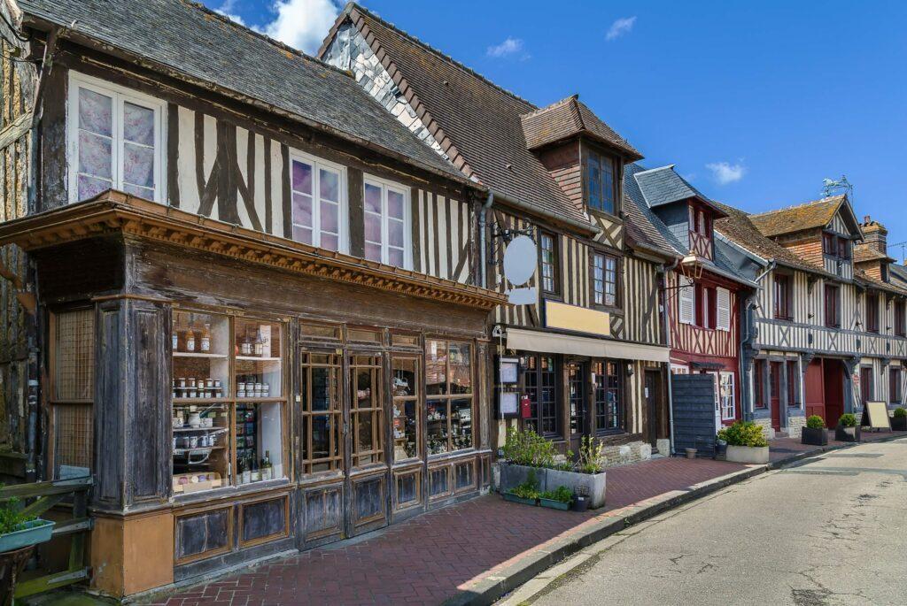 Beuvron-en-Auge Normandie